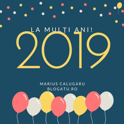 La multi ani, 2019!