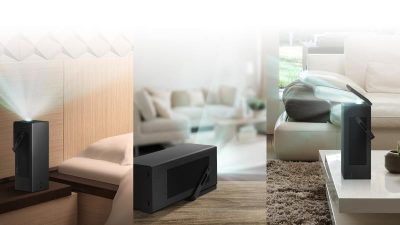 Experiența cinematografică de acasă:  LG prezintă cel mai nou proiector 4K CineBeam