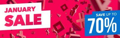 Campania de reduceri de ianuarie de pe PlayStation Store include peste 1.500 de produse