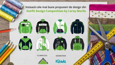 Votează cele mai bune propuneri în  Outfit Design Competition by Leroy Merlin