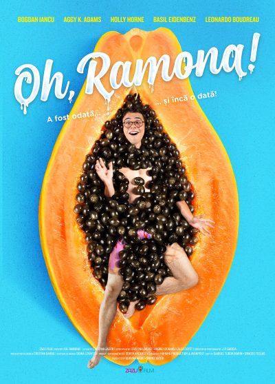 "Comedia ""Oh, Ramona!"" de Cristina Jacob, în cinematografe din 14 februarie"