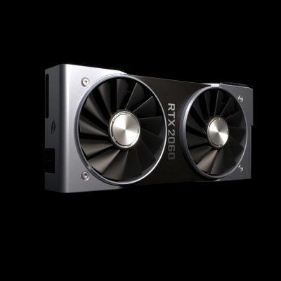 NVIDIA lansează modelul GeForce RTX 2060, pentru o nouă etapă în gaming