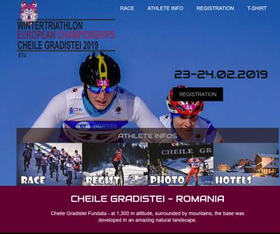 200 de sportivi din 16 țări vin în România, la Campionatele Europene de Winter Triathlon de la Cheile Grădiștei