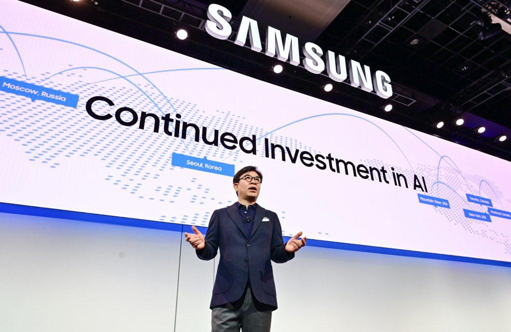 Samsung prezintă la CES 2019 viitorul vieții interconectate