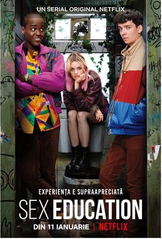 Trailer Netflix – SEX EDUCATION – o versiune contemporana britanica a serialelor americane cu adolescenti