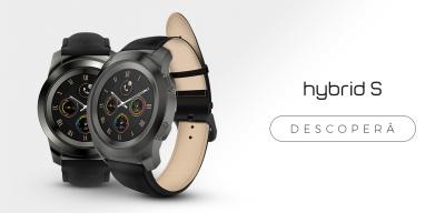 Unboxing&Review Allview Hybrid S – Un smartwatch cu stil