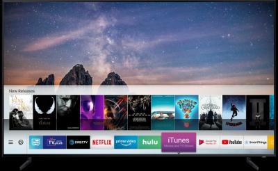 Televizoarele smart Samsung vor integra iTunes Movies & TV Shows, cât și AirPlay 2 începând cu primăvara lui 2019